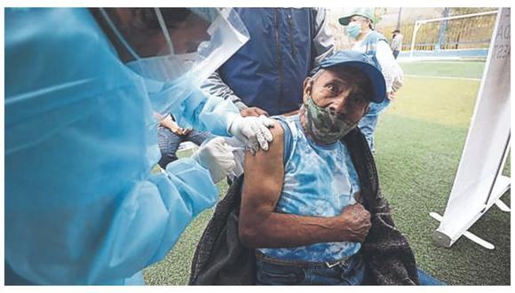 Inmunización reduciría en un 80% el número de muertes y el uso de camas  UCI en la región. Covid-19 dejó ayer 14 fallecidos y 304 infectados.