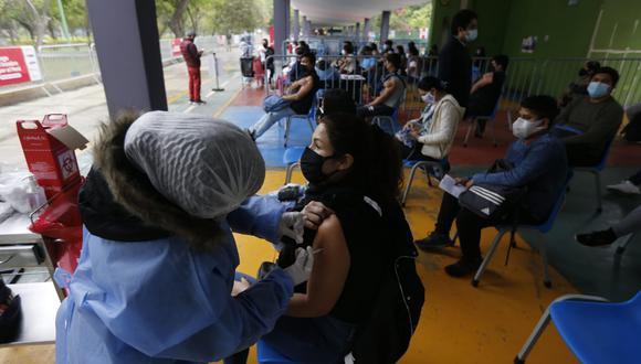 Casos de coronavirus aumentaron en el país (Foto: Violeta Ayasta/ @photo.gec)