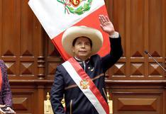 """Pedro Castillo: """"Seré el primero en sancionar a la autoridad que se robe un centavo a este pueblo peruano"""""""