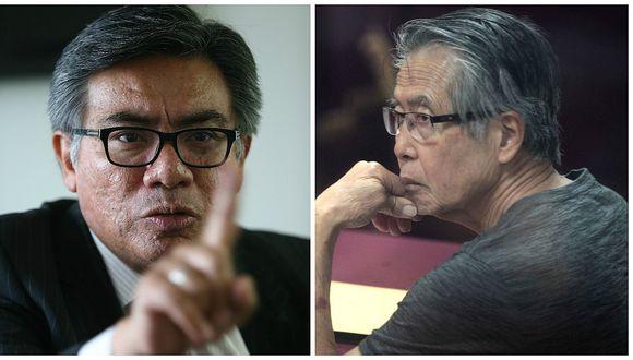 César Nakazaki aclara que Alberto Fujimori no fue condenado por lesa humanidad