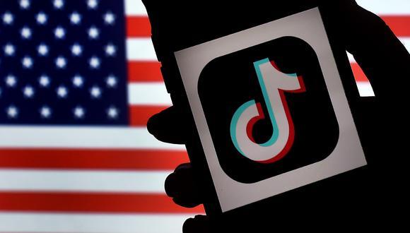 Se cree que TikTok, propiedad de la empresa china ByteDance, tiene unos 100 millones de usuarios en Estados Unidos.(Foto: AFP)