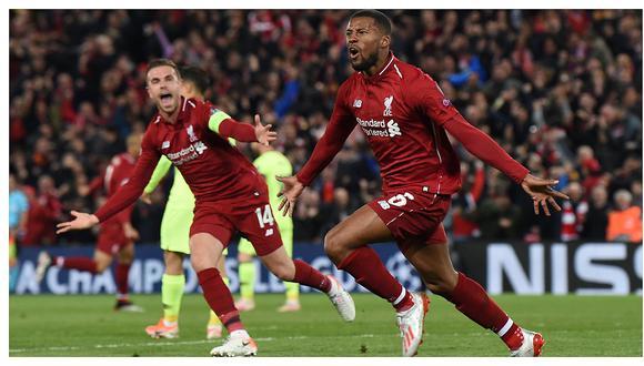 Liverpool derrotó 4-0 a Barcelona y clasificó a la final de la Champions League (VIDEO)