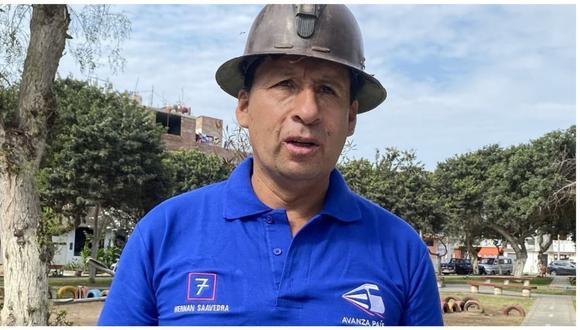El candidato al Congreso por Avanza País denuncia que en distritos del ande no hay carreteras a pesar de ser zonas auríferas, exige al gobernador y consejeros pronunciarse.