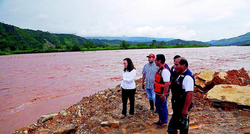 Gobernador regional de Junín pide declarar en emergencia 8 distritos por lluvias