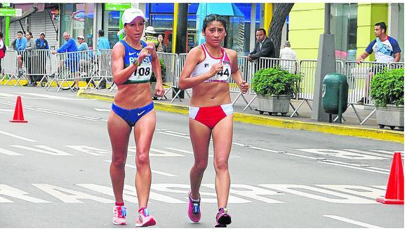 Atleta huancaína pide apoyo para llegar al Mundial de Londres