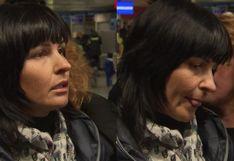 """""""No vueles, no lo hagas"""": Desgarrador testimonio de viuda de piloto del avión ucraniano derribado"""
