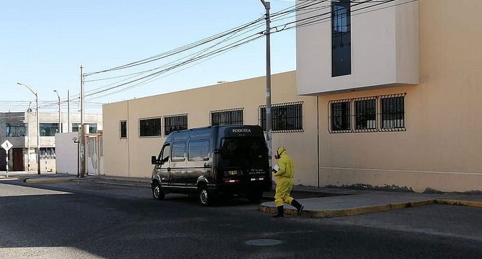 Reportan tercer fallecido por COVID-19 en Tacna