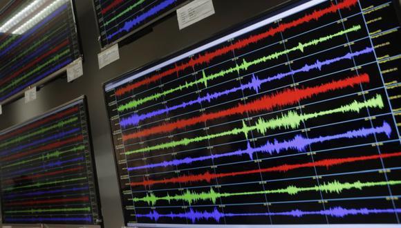 Según el IGP el sismo ha tenido una intensidad de nivel VI. (Foto: Andina)