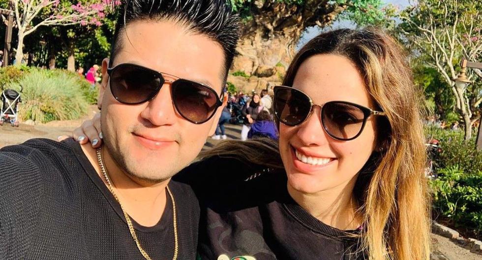 Deyvis Orosco le regaló anillo de compromiso a Cassandra Sánchez De Lamadrid (VIDEO)