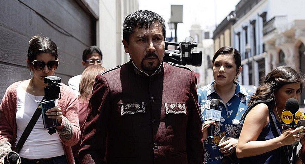 Elmer Cáceres: Vizcarra dijo que apoyaría para denegación de licencia de Tía María