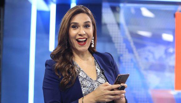 La periodista contó detalles de su segundo embarazo, y reveló que su esposo padeció con los antojos.  (Fotos: GEC)