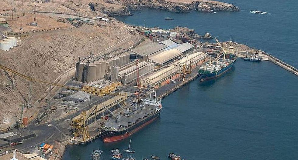 Amplían presencia de fuerzas armadas en puerto de Matarani