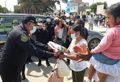 Ica: Homenaje para policía que perdió la vida en rescate de obreros