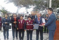 Pisco celebró el 379° aniversario de fundación española