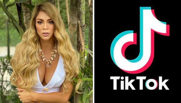 Sheyla Rojas: Cuenta de Tik Tok de la modelo fue bloqueada tras incumplir normas