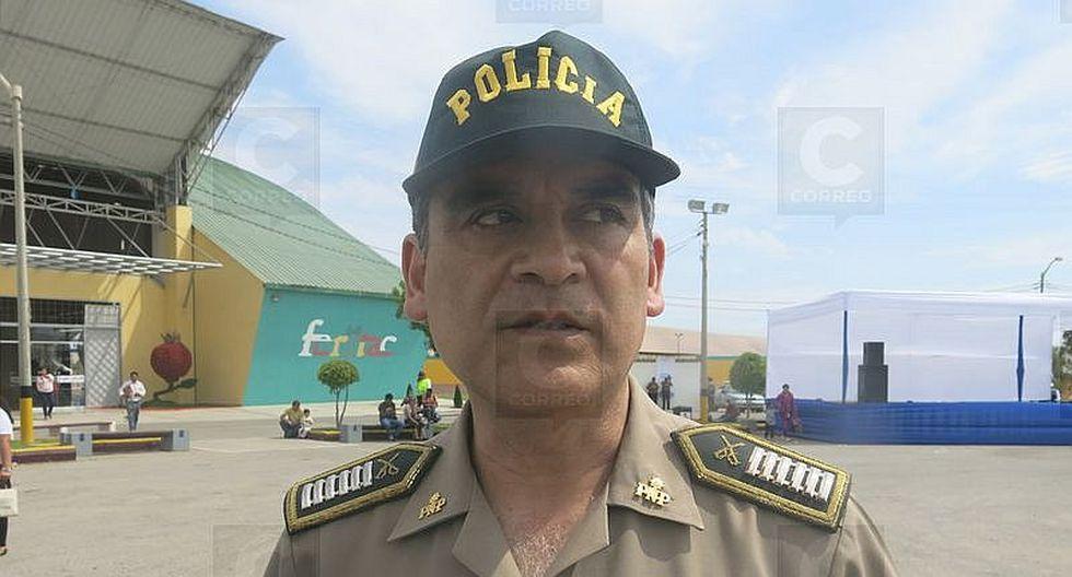 Cambian a jefe de la Región Policial de Tacna