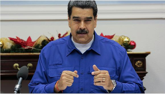 Detienen a militares venezolanos por apoyar supuesto complot de Estados Unidos