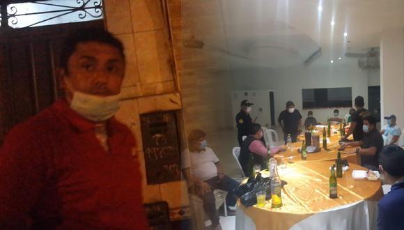 Congresista electo por Perú Libre, Guillermo Bermejo no quiere declarar a la prensa sobre intervención policial por beber cervezas en medio de pandemia/ Foto: Correo