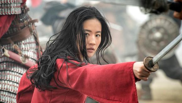 """""""Mulan"""" se estrenará vía streaming por Disney+. (Foto: Disney)"""