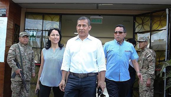 Caso Odebrecht: Postergan audiencia de control de acusación contra Humala y Heredia