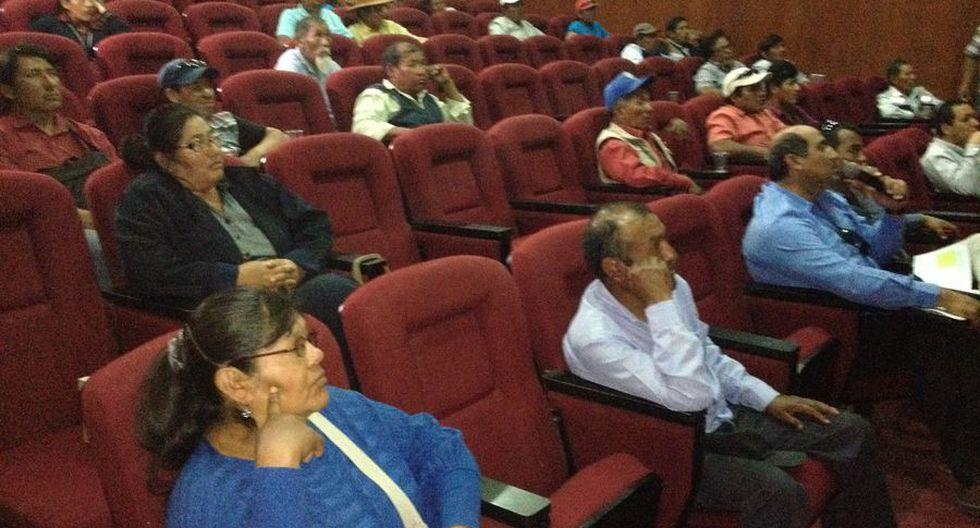 Sectores Mirave, Carumbraya y Gallinazos preocupan a autoridades de Ilabaya