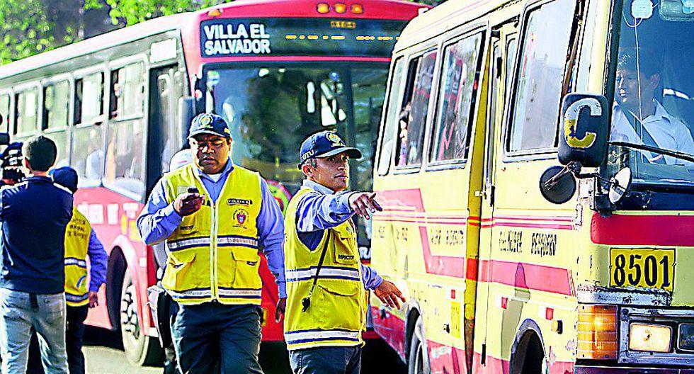 Cancelarán licencia a conductores que agredan a inspectores