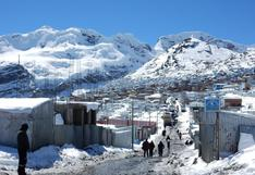 Joven minero desaparece en La Rinconada