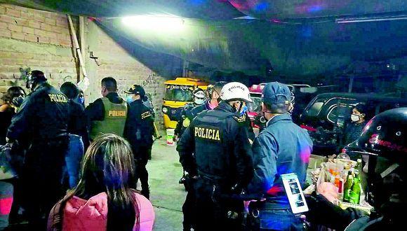 Chincha registra más muertes y hacen fiestas