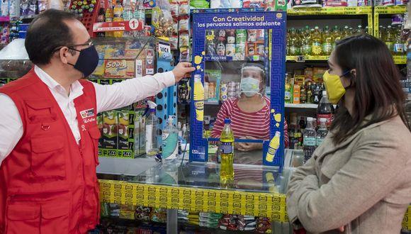 La medida busca reactivar la economía de los bodegueros. (Foto: Inca Kola)