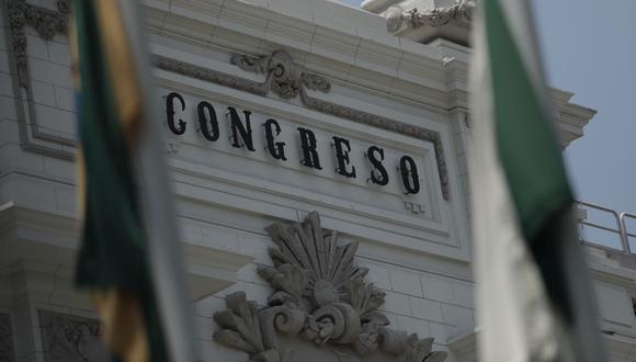 Congreso de la República: se van adoptando posiciones sobre vacancia. (Foto: Anthony Niño de Guzmán / GEC)