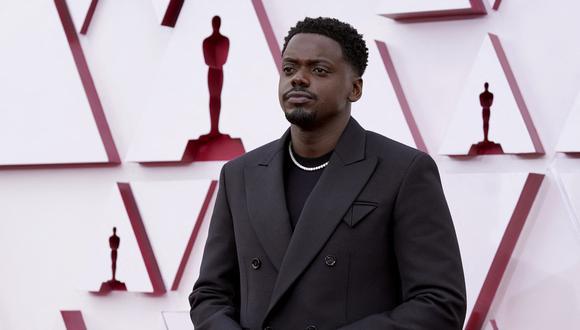 "Daniel Kaluuya en ""Judas and the Black Messiah"", papel que le valió el Oscar 2021. (Foto: Chris Pizzello / POOL / AFP)"