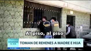 Asaltantes tomaron de rehenes a madre e hija en casa de apuestas en San Martín de Porres