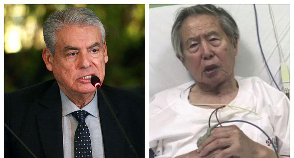 César Villanueva asegura que Vizcarra analizaría con transparencia eventual pedido de indulto