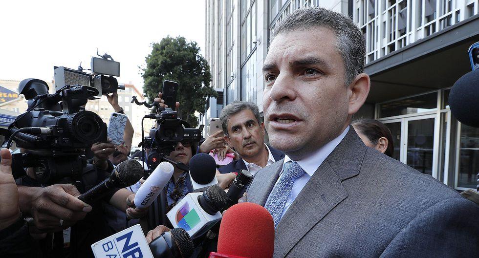 Fiscal Vela: Alejandro Toledo deberá demostrar insolvencia para acceder a abogado de oficio