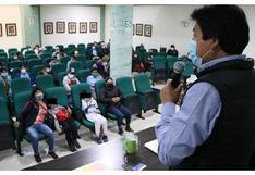 Población vulnerable podrá acceder a beneficios del Estado en Otuzco