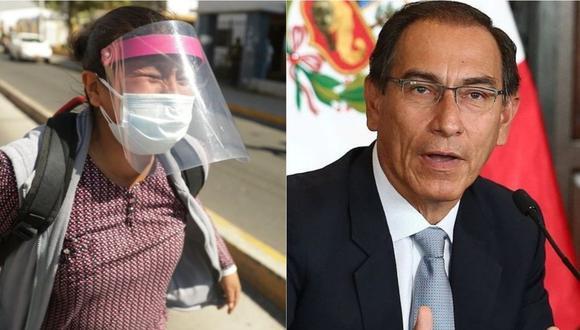 Mujer arequipeña le suplicó ayuda al expresidente y no fue atendida