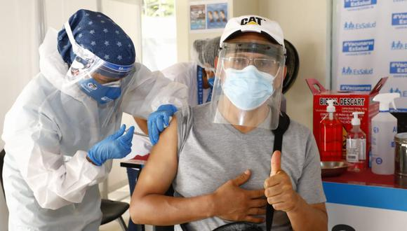 Las autoridades han elaborado un nuevo plan de vacunación contra el COVID-19. (Eduardo Cavero / @photo.gec)