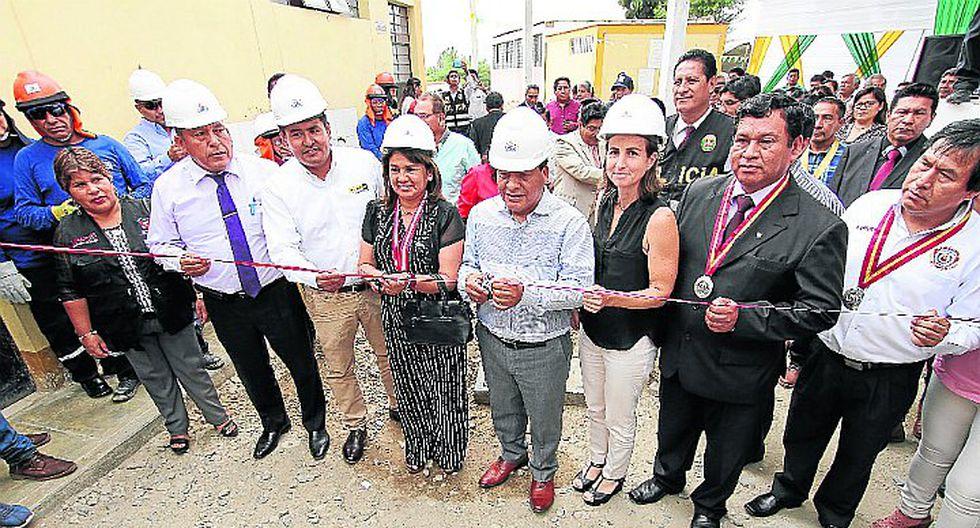 GORE dispone de S/ 60 millones para ejecutar Obras por Impuestos