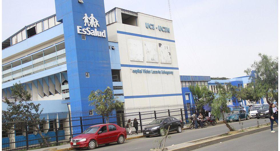 Coronavirus: Más de 30 personas aisladas en el Hospital Víctor Lazarte Echegaray