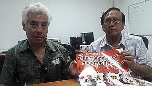 Gran homenaje por el Día de La Madre en Trujillo