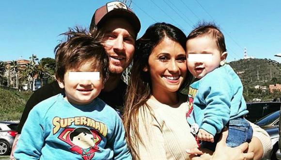 Lionel Messi anuncia la llegada de su tercer hijo en Instagram (FOTO)