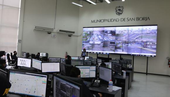 Observatorio Municipal COVID-19 de San Borja es una herramienta tecnológica que facilitará el seguimiento clínico, cerco epidemiológico y orientaciones para el manejo de residuos sólidos biocontaminados. (Difusión)