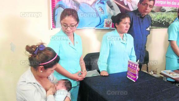 Arequipa: 51% de la población infantil sufre de anemia