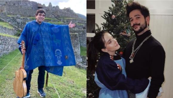 William Luna opina sobre nuevo tema de Camilo y Evaluna. (Fotos: Instagram Evaluna/William Luna )