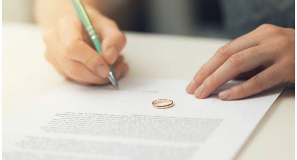 ¿Por qué debemos inscribir el divorcio en la Sunarp?