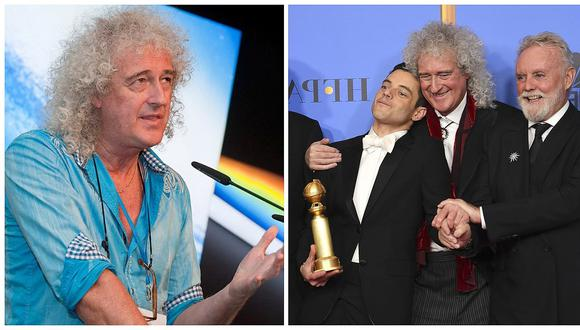 "Brian May revela que Queen no ha recibido ""ni un penique"" por 'Bohemian Rhapsody'"