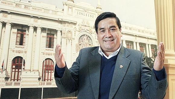 Congresista Benicio Ríos es sentenciado a 7 años de prisión efectiva en Cusco