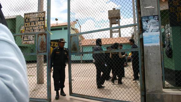 El acusado fue trasladado al penal La Capilla de Juliaca. (Foto: Difusión)