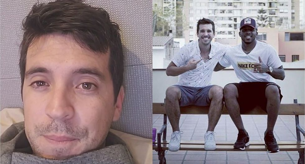 Jesús Alzamora reclama a canal por  pixelear logo de su programa (VIDEO)