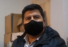 Vicio procesal salva de la cárcel a gobernador regional de Huancavelica Maciste Díaz Abad